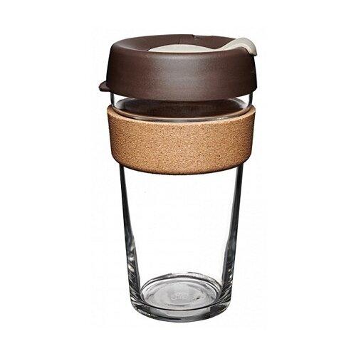 Термокружка KeepCup Brew Cork Edition, 0.454 л almond