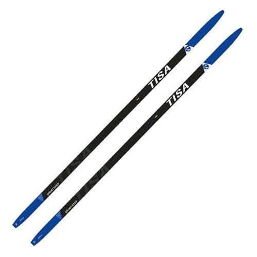 Фото - Беговые лыжи Tisa Sport Step без креплений синий/черный 182 см sport step jr