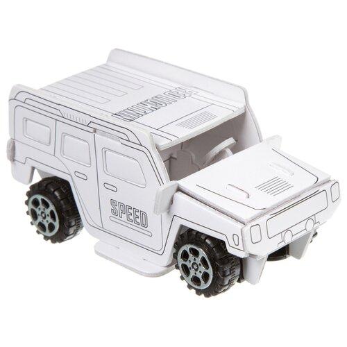 Купить Сборная модель BONDIBON Внедорожник ВВ2224, Сборные модели