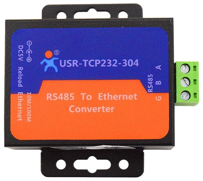 Комплект медиаконвертеров USR IOT USR-TCP232-304