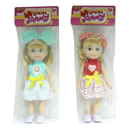 Кукла Yako Jammy, 25 см, M6292 кукла yako jammy красотка 25 см m6331
