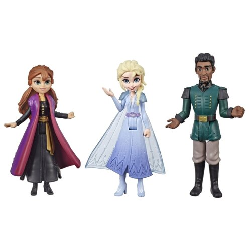 Набор Hasbro Disney Princess Холодное сердце 2 Делюкс путешествия, E6912