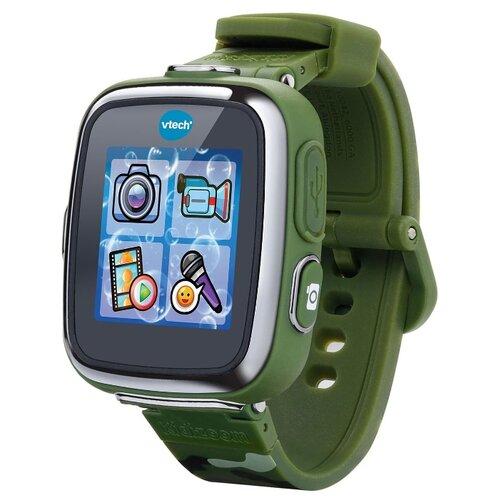 Детские наручные часы VTech Kidizoom SmartWatch DX камуфляж (80-171673)
