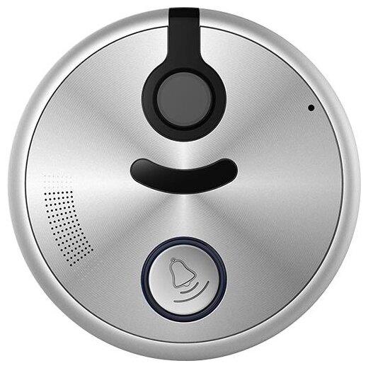 Вызывная (звонковая) панель на дверь CTV D4500AHD серебро