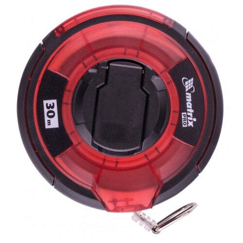 Измерительная рулетка matrix Pro 31281 12 мм x 30 м рулетка matrix 31034 5мx19мм