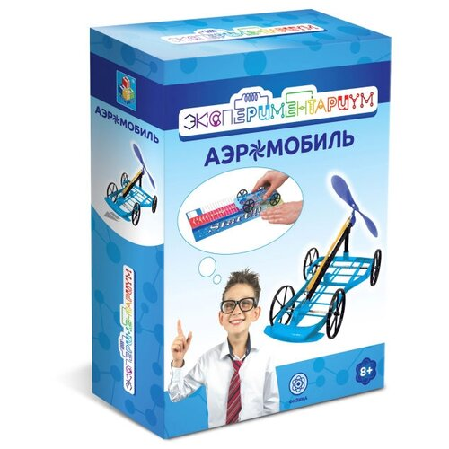 Набор 1 TOY Экспериментариум Аэромобиль, Наборы для исследований  - купить со скидкой