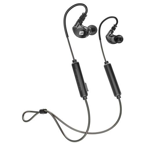 Беспроводные наушники MEE audio X6G2 black наушники mee audio m6 2018 clear m6g2 cl