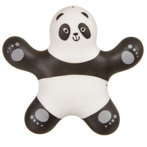 Купить Игрушка-мялка BONDIBON Чудики. Панда (ВВ3579) белый/черный, Игрушки-антистресс