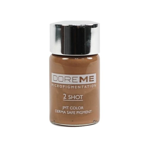 Пигмент для микропигментирования Doreme 2 Shot, 15 мл. 832 Light Blonde недорого