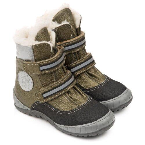 Ботинки Tapiboo размер 23, хаки ботинки tapiboo размер 23 хаки