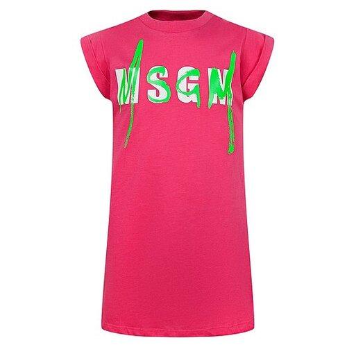 Платье MSGM размер 128, розовый
