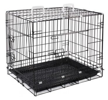 Клетка для собак Triol 30691018 77х56х64 см