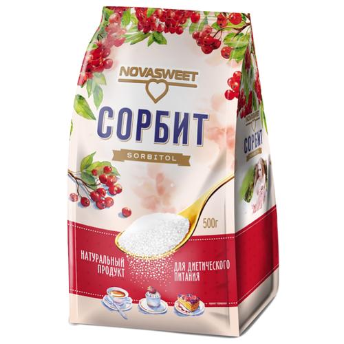 NOVASWEET Заменитель сахара Сорбит порошок 500 г