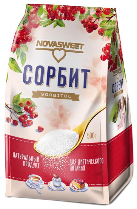 NOVASWEET Заменитель сахара Сорбит порошок