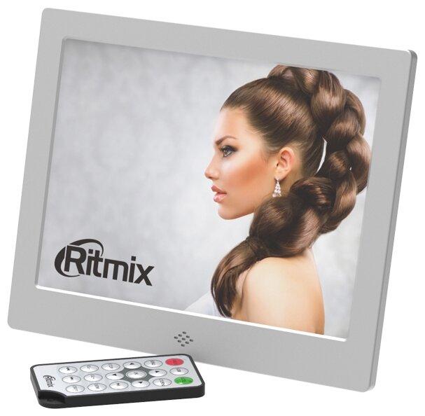 Купить Фоторамка RITMIX RDF-881 по низкой цене с доставкой из Яндекс.Маркета