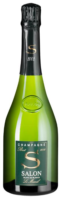 Шампанское Salon Brut Blanc de Blancs Le Mesnil