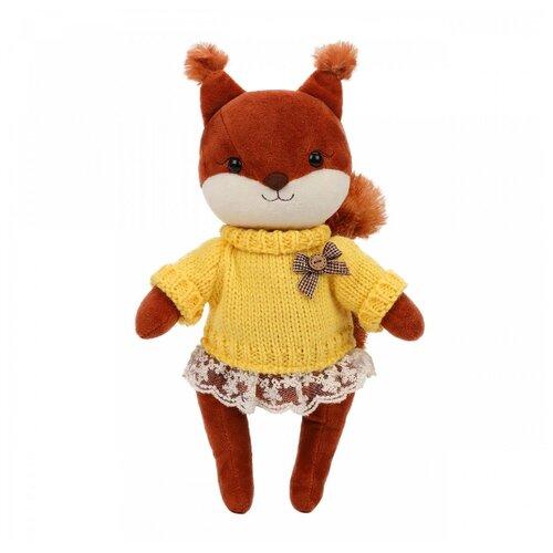 Купить Мягкая игрушка Angel Collection Белочка Белль в свитере, Мягкие игрушки