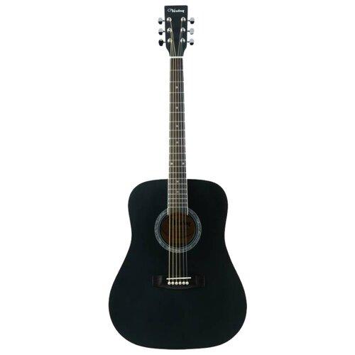 Классическая гитара Veston D-45 SP/BKS