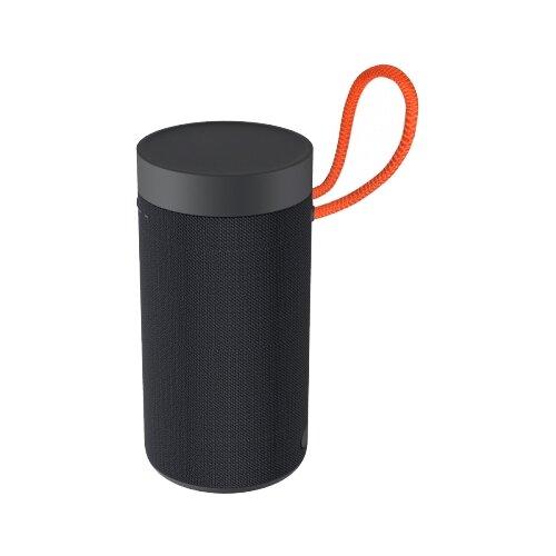 Портативная акустика Xiaomi Mi Outdoor Bluetooth Speaker, черный портативная акустика xiaomi outdoor bluetooth speaker mini черный