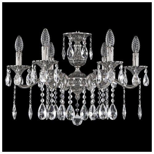 Люстра Bohemia Ivele Crystal 72202/6/175 A NB, E14, 240 Вт люстра bohemia ivele crystal 1771 1771 12 220 b nb e14 480 вт