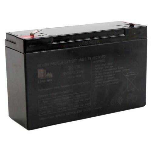 LONGWAY Аккумулятор JJ160907A черный