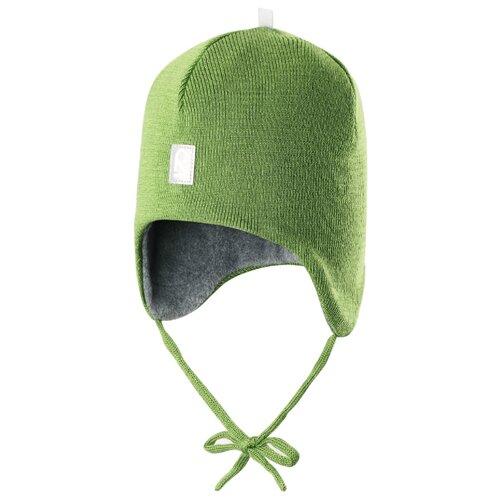 Купить Шапка Reima размер 46, зеленый, Головные уборы