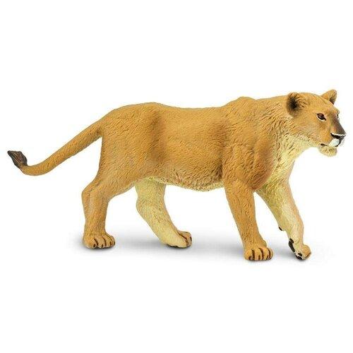 Фото - Фигурка Safari Ltd Wildlife Львица 290329 фигурка safari ltd wildlife детёныш жирафа 100422