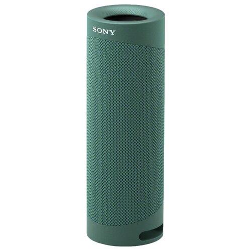 Портативная акустика Sony SRS-XB23 olive green портативная колонка sony srs xb23 green
