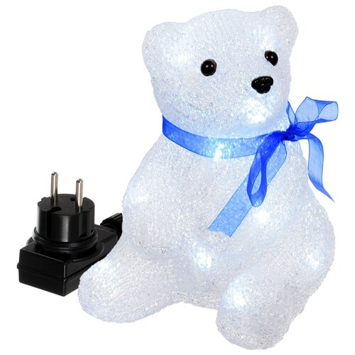 Фото - Фигурка Vegas Медвежонок 17,5 см белый фигурка lefard медвежонок 476 134 белый