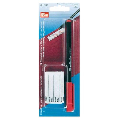 Prym Клеевая лента для маркировки 611786, красный, Технические ленты и тесьма  - купить со скидкой