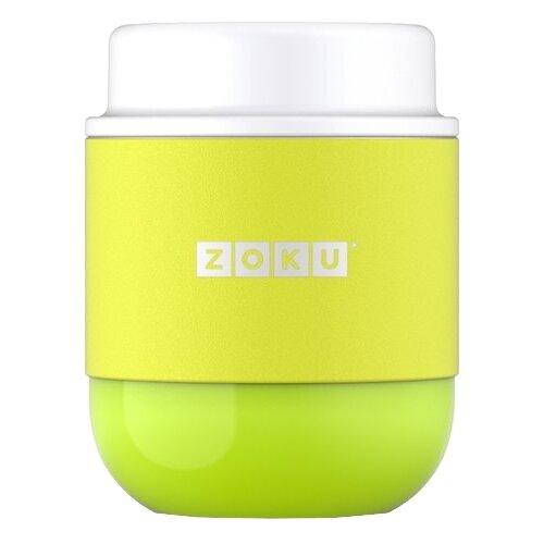 Термос для еды ZOKU ZK305, 0.3 л зелёный