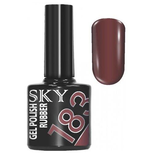 Купить Гель-лак для ногтей SKY Gel Polish Rubber, 10 мл, 183