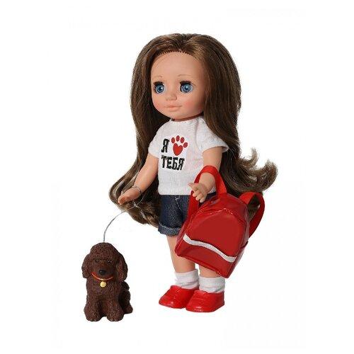 Купить Кукла Весна Ася Приключения с Кудряшиком 26 см В3558, Куклы и пупсы