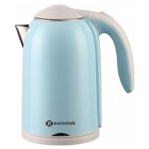 Чайник Eurostek EEK-1701S, голубой чайник eurostek еек 2212