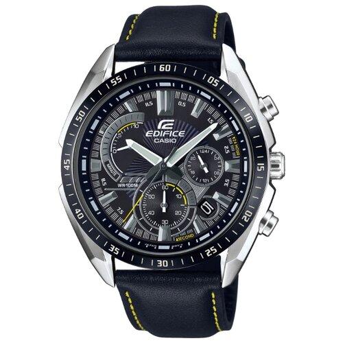 Наручные часы CASIO Edifice EFR-570BL-1A casio часы casio efr 102d 1a коллекция edifice