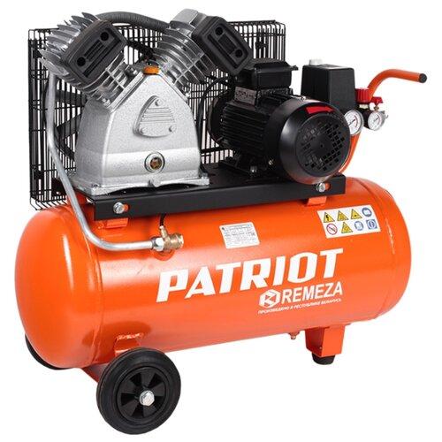 Компрессор масляный PATRIOT REMEZA СБ 4/С-50 LB 30, 50 л, 2.2 кВт компрессор масляный patriot remeza сб 4 с 200 lb 40 200 л 3 квт