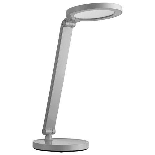 лампа настольная светодиодная camelion kd 824 led 9 вт 230в с зеркалом белый Светильник настольный Camelion KD-824 белый LED с зеркалом