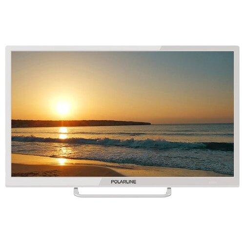 Фото - Телевизор Polarline 24PL52TC 24 (2019) белый телевизор