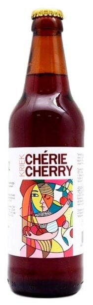 Пивной напиток ВкусВилл KRIEK Cherie Cherry 0.5 л