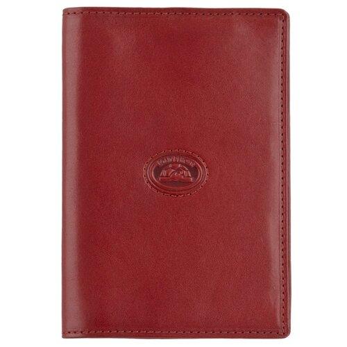 Обложка для паспорта Tony Perotti Italico - Tuscania, женская, натуральная кожа, красный 2