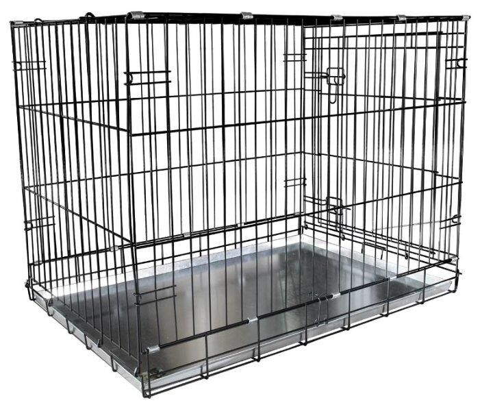 Клетка для собак Triol 30691004 91.5х62х70 см