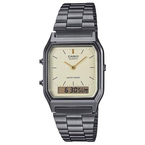 Наручные часы CASIO AQ-230EGG-9A casio часы casio mtp e303sg 9a коллекция analog
