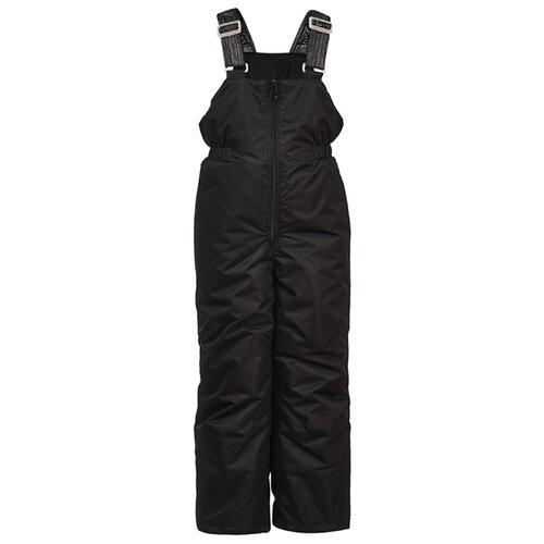 Купить Полукомбинезон Oldos Эльбрус LAW191T108PT размер 98, черный, Полукомбинезоны и брюки