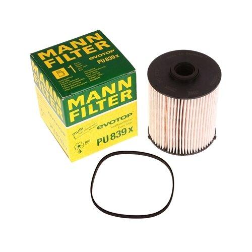 Фильтрующий элемент MANNFILTER PU839X