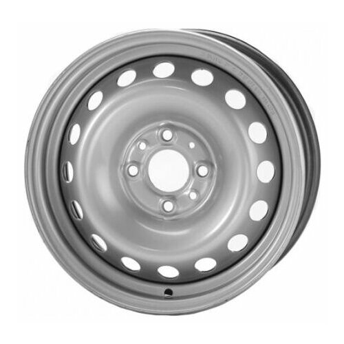 Фото - Колесный диск Trebl 53A38R 5.5x14/4x100 D54.1 ET38 silver колесный диск eurodisk 53a38r
