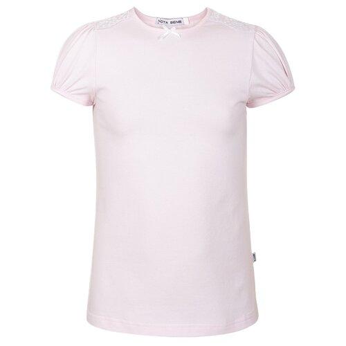 Блузка Nota Bene размер 158, розовый