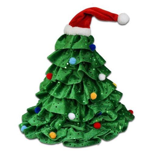 Фигурка Новогодняя Сказка Новогодняя елочка 40 см (971427) зеленый