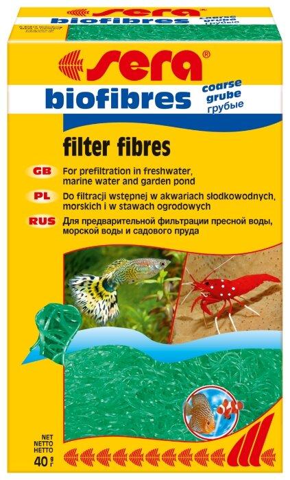 Наполнитель Sera Biofibres Coarse 40 г