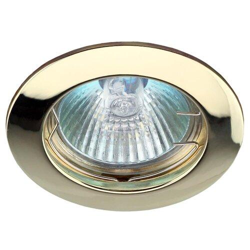 Встраиваемый светильник ЭРА Литой KL1 GD