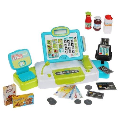 Касса Наша игрушка (35559A) игрушка chuc юла